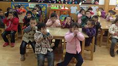 保卫孩子健康,蝶莱新风系统走进幼儿园打造清新课室