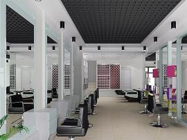美容美发店新风系统解决方案