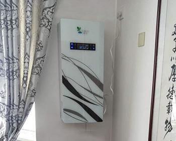 北京|朝阳区郭先生新风机安装案例