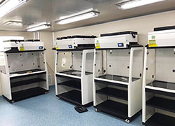 生物实验室通风柜系统的设计方案及应用
