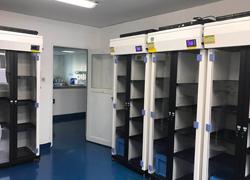 无管道净气型储药柜的使用方法和注意事项