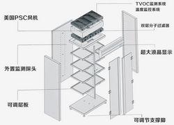 无管道净气型药品柜(试剂柜)的安装教程