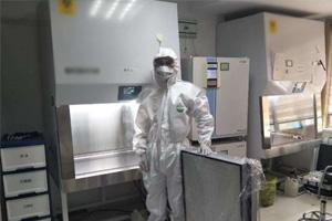 生物安全柜日常维护之消毒清洁
