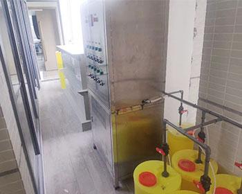 广州大学研究生院废水处