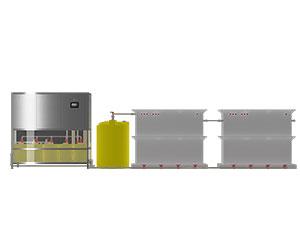 小型实验室污水处理设备由哪些构成?