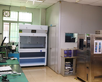广州白木汽车零部件有限公司净气型通风柜应用