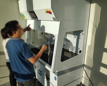 深港微电子学院净气型通风柜应用案例