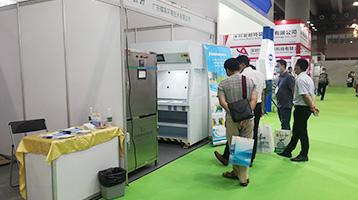 蝶莱携净气型通风柜系列产品亮相第三届实验室设备展