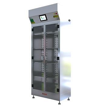 自净型试剂柜DUC800