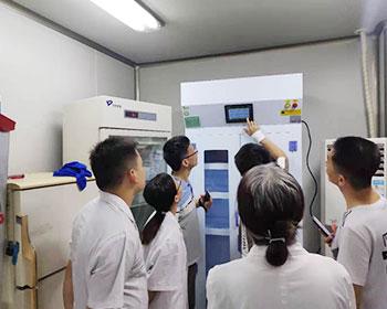 广西梧州疾控中心净气型