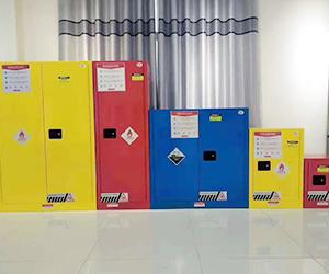 易燃易爆危险化学品储存柜正确使用规范