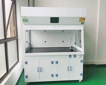 净气型通风柜案例:广东
