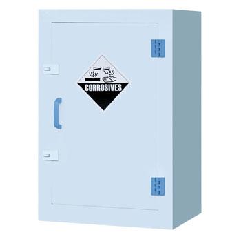 单开门PP酸碱化学品存放柜