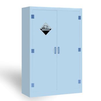 双开门PP化学品安全储存柜